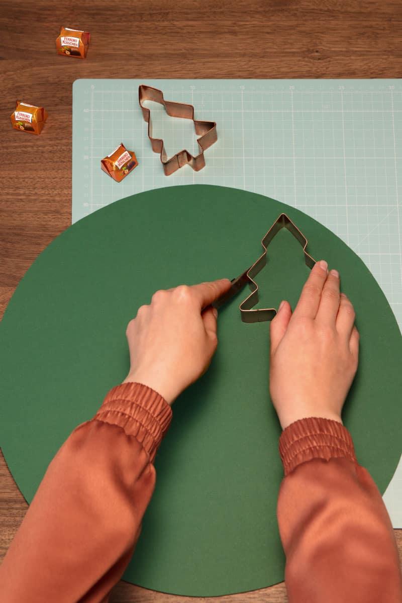 Stehaufbäumchen, Schritt 1 –Foto: Ferrero