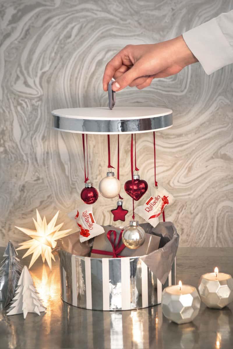 Tolle Idee für eine Geschenkverpackung – Foto: Ferrero