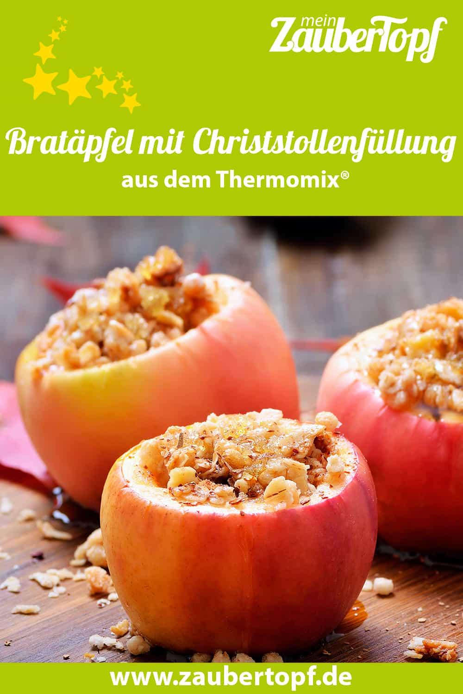 Bratäpfel mit Christstollenfüllung aus dem Thermomix® - Foto: shutterstock/Nadezhda Nesterova