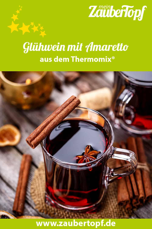 Glühwein mit Amaretto aus dem Thermomix® - Foto: vasiliybudarin/gettyimages