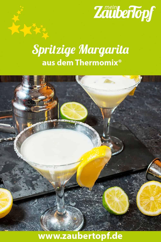 Spritzige Margarita aus dem Thermomix® - Foto: shutterstock/voloshin311
