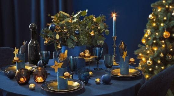 Festliche Weihnachtstafel – Foto: Ferrero