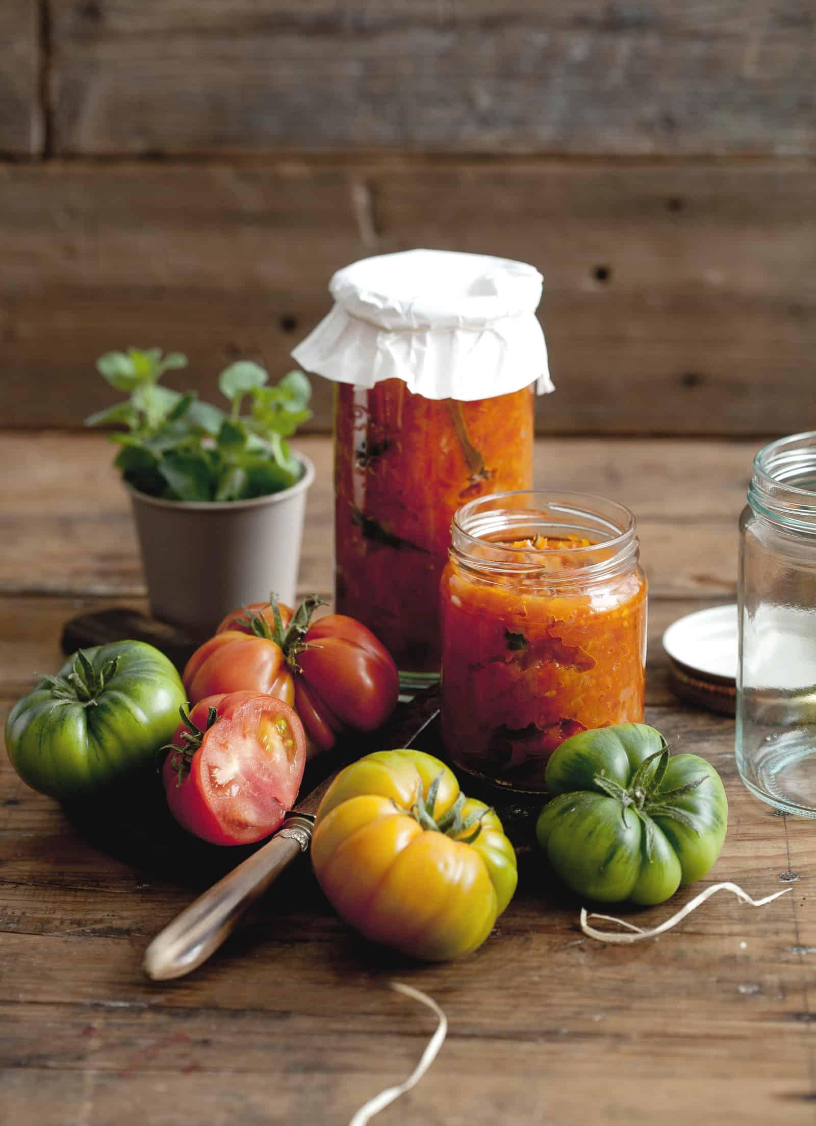 Kräftige Tomatensoße aus dem Thermomix® - Foto: Ira Leoni