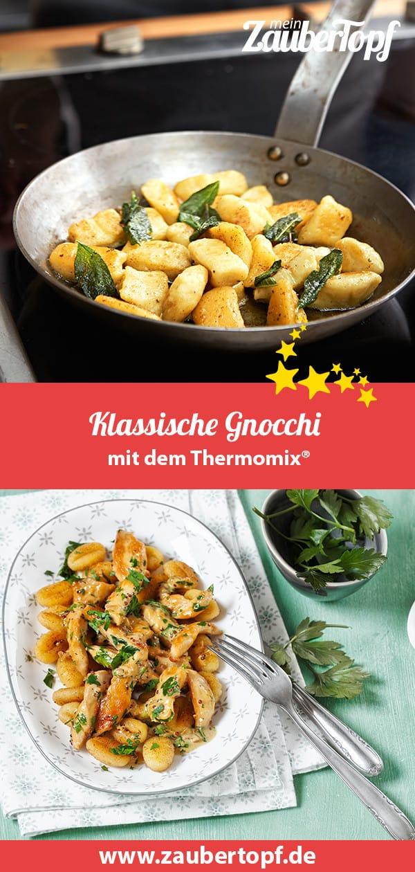 Gnocchi mit dem Thermomix® – Fotos: Alexandra Haupt / Frauke Antholz
