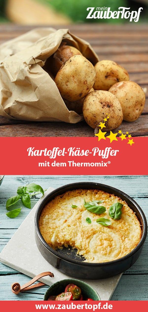 Kartoffel-Käse-Puffer mit dem Thermomix® – Foto: Jorma Gottwald