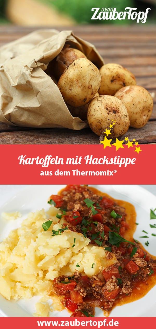 Kartoffeln mit Hackstippe mit dem Thermomix® –Fotos: Matthias Haupt, Pixabay
