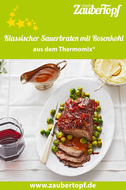 Sauerbraten mit dem Thermomix® –Foto: Jorma Gottwald
