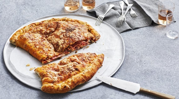 Pizza Calzone mit dem Thermomix® –Foto: Jorma Gottwald