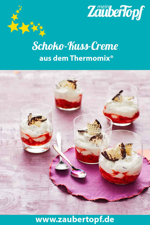 Schoko-Kuss-Creme aus dem Thermomix® - Foto: Jorma Gottwald