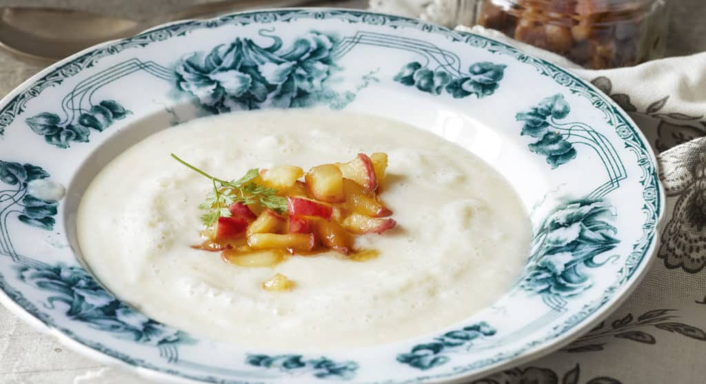 Cremige Selleriesuppe mit dem Thermomix® – Foto: Frauke Antholz