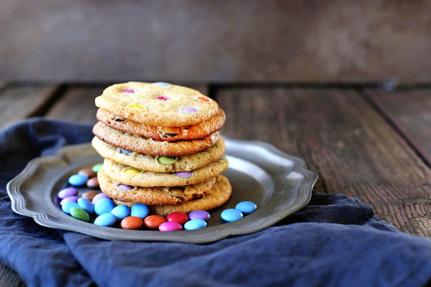 Regenbogen-Cookies mit dem Thermomix® –Foto: Alexandra Panella