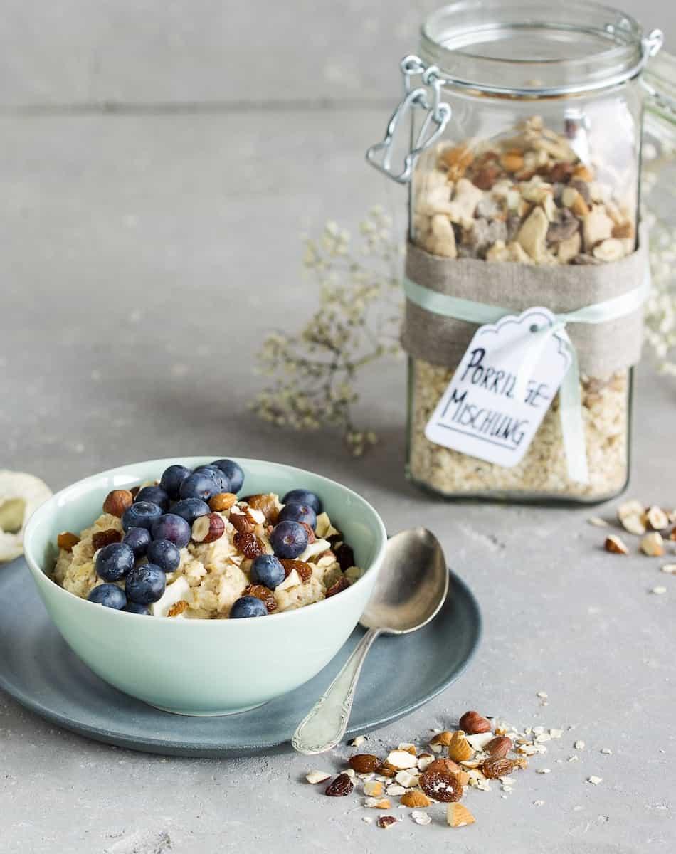 Porridge-Mischung aus dem Thermomix® –Foto: Anna Gieseler