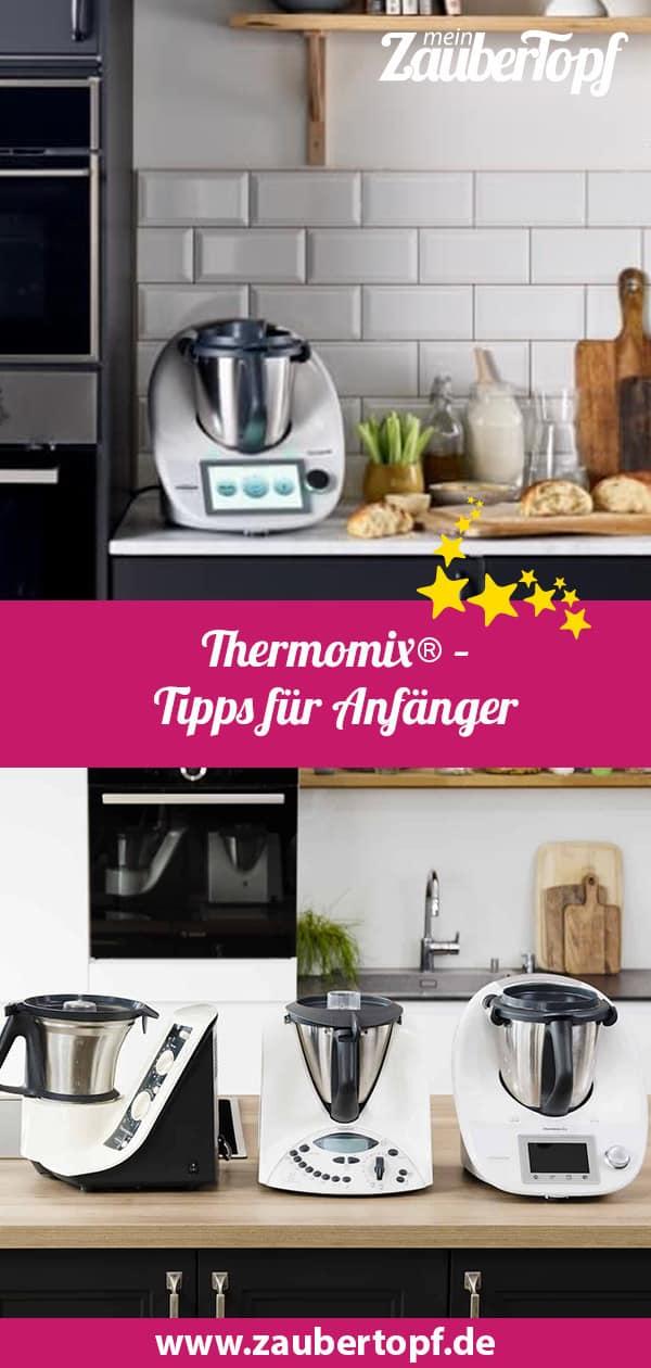 Thermomix® –Tipps für Anfänger – Fotos: Vorwerk, Kathrin Knoll