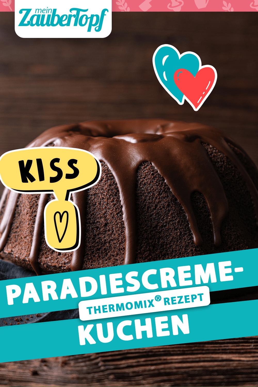 Paradiescreme-Kuchen mit dem Thermomix® – Foto: gettyimages.de/Marcus Z-pics