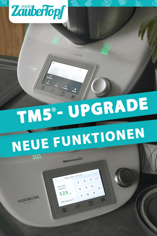 Neue Funktionen für den TM5® – Fotos: Charlotte Heyn