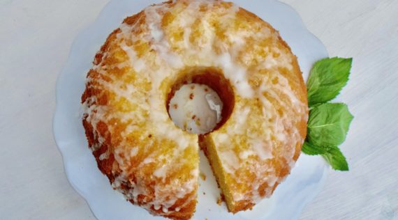 Saftiger Mojito-Kuchen mit dem Thermomix® –Foto: Nicole Stroschein