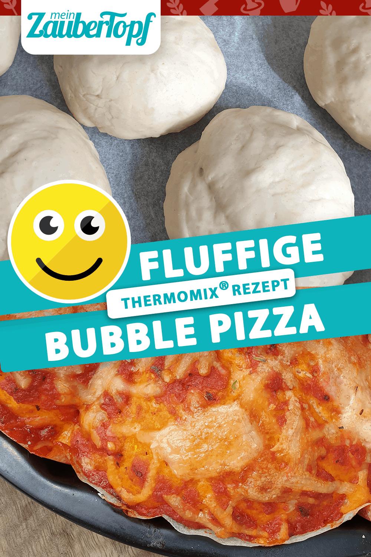 Bubble Pizza mit dem Thermomix® –Foto: Nicole Stroschein