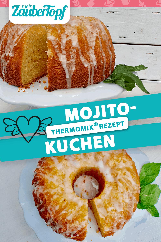 Mojito-Kuchen mit dem Thermomix® - Foto: Nicole Stroschein