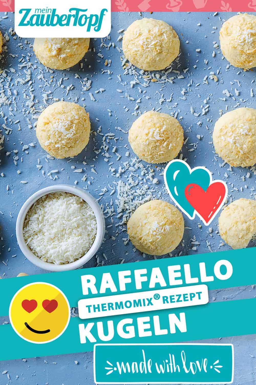 "Einfache ""Raffaello""-Kugeln aus dem Thermomix® – Foto: Anna Gieseler"