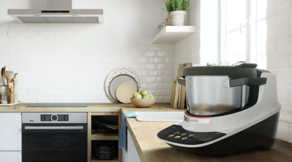Cookit von Bosch in einer Küche –Foto: PR