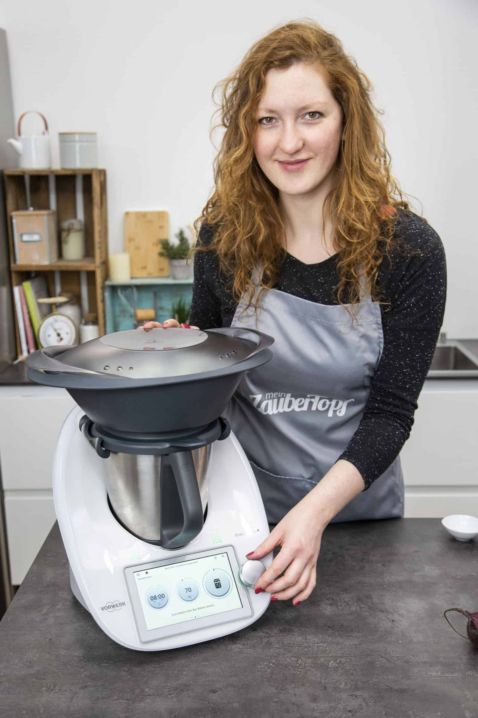 Naturjoghurt selbst herstellen mti dem Thermomix® –Foto: Kathrin Knoll