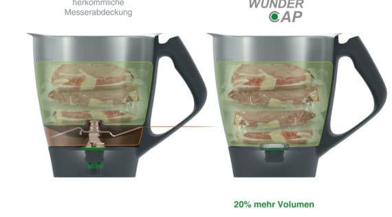 Vergleich Welle, WunderCap Thermomix®