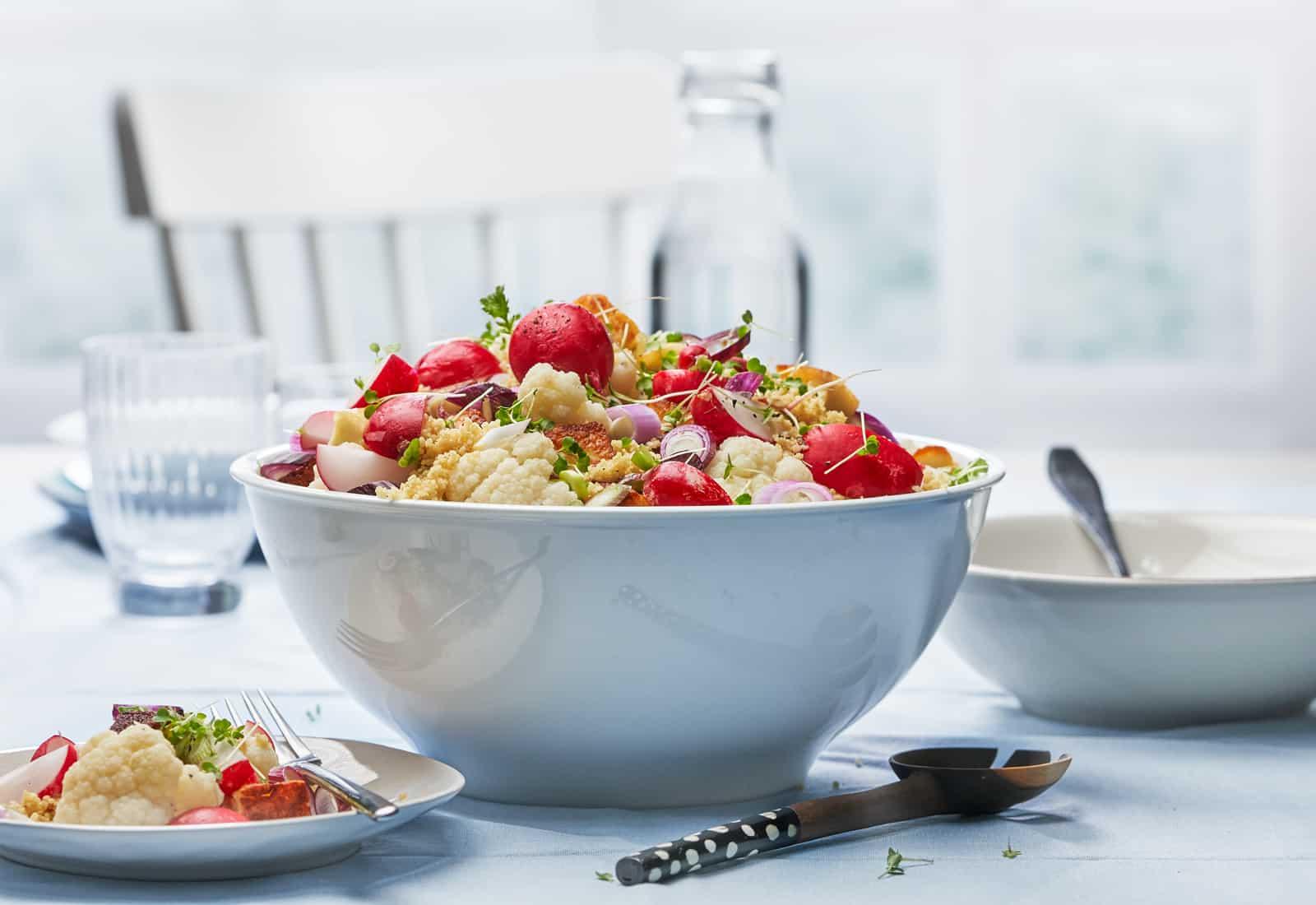 Couscous Salat aus dem Bosch Cookit – Foto: PR
