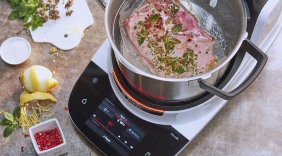 Sous-Vide-Garen mit dem Cookit von Bosch
