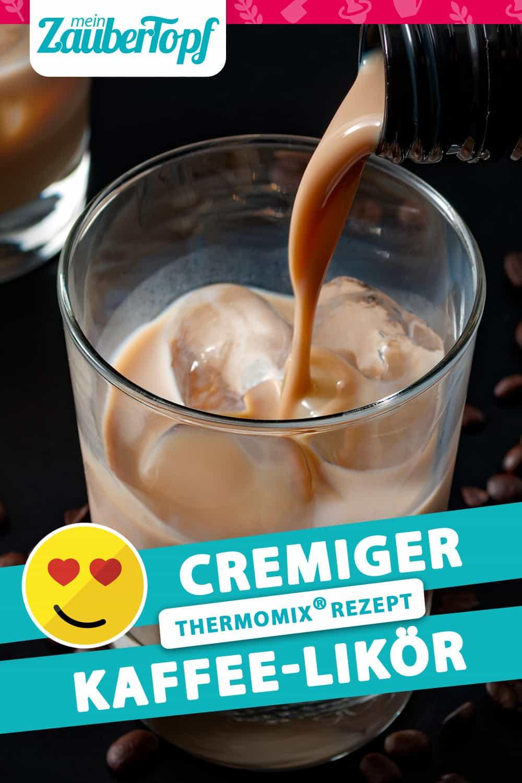 Kaffee-Sahne-Likör mit dem Thermomix® – Foto: gettyimages.de/Moussa81