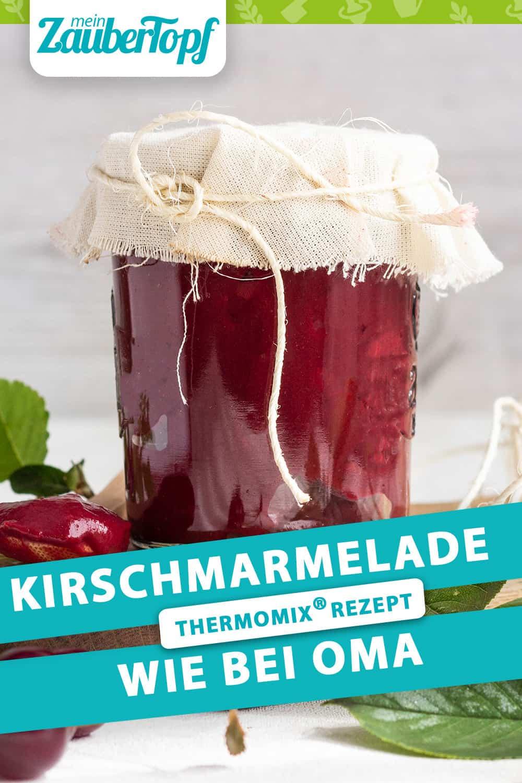 Kirschmarmelade wie bei Oma aus dem Thermomix® - Foto: gettyimages.de/porosolka