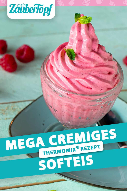 Mega cremiges Softeis aus dem Thermomix® - Foto: Philipp Lamp