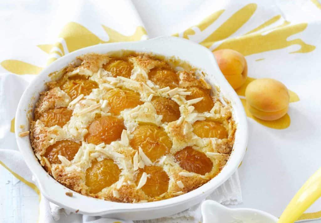 Aprikosenkuchen mit Schmand mit dem Thermomix® –Foto: Frauke Antholz