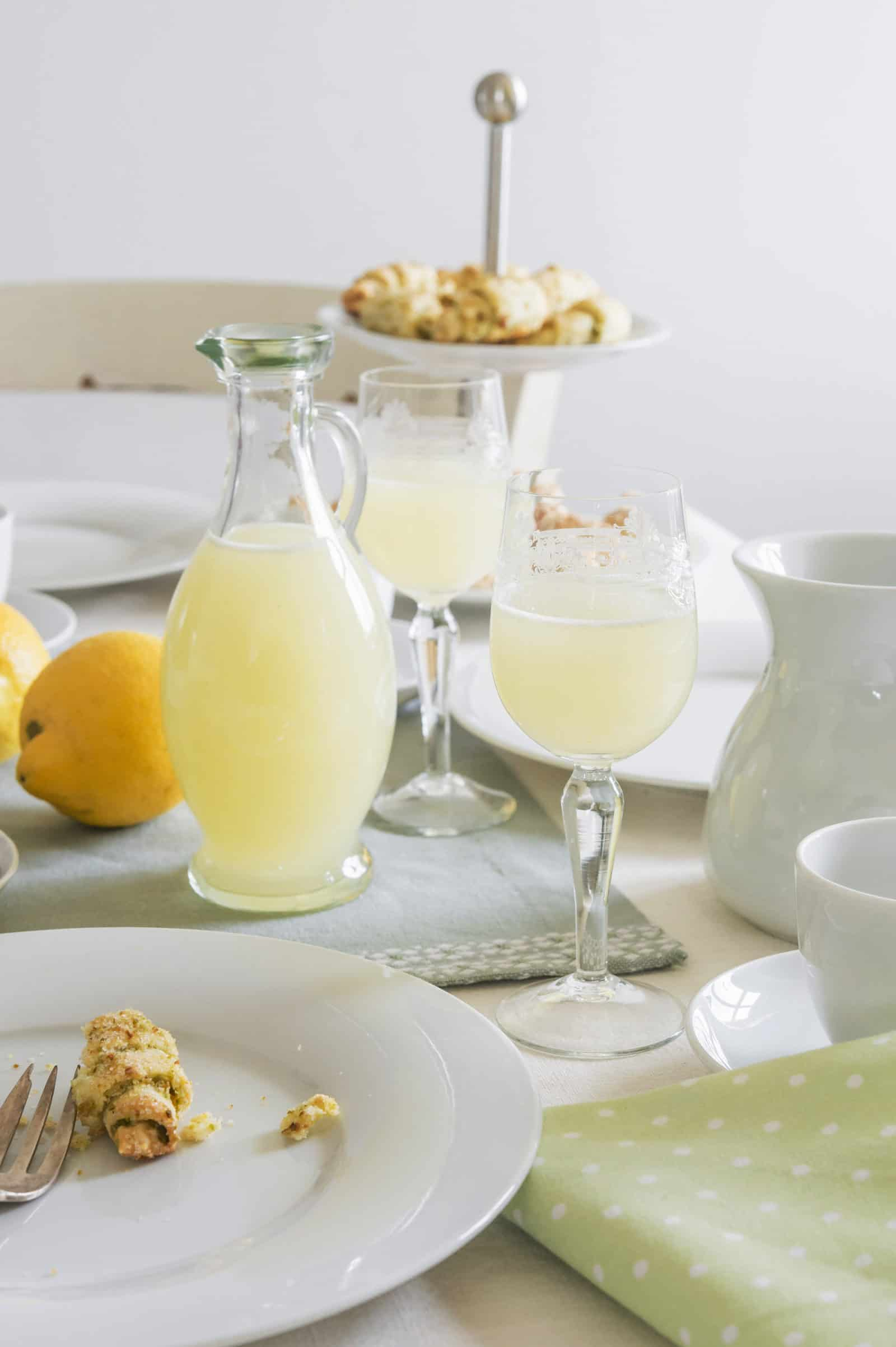 Limoncello mit dem Thermomix® – Foto: Mike Hofstetter