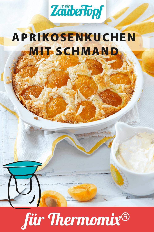 Aprikosenkuchen mit Schmand mit dem Thermomix® - Foto: Frauke Antholz