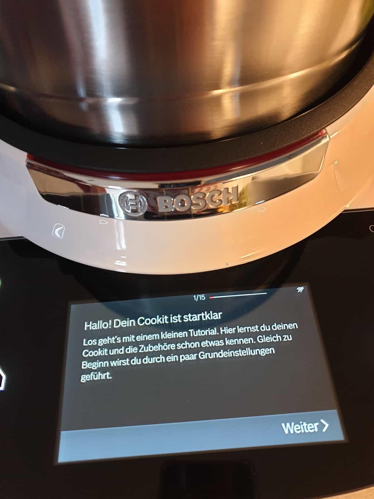 Bosch Cookit Vergleich Thermomix® – Foto: Nicole Stroschein