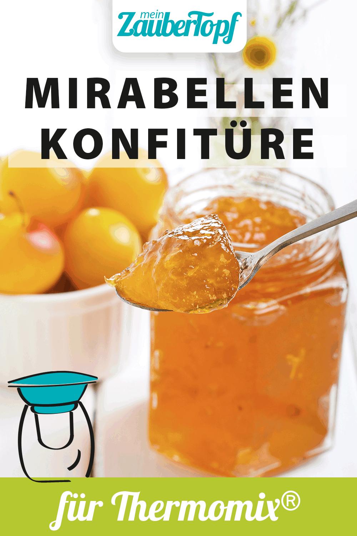 Mirabellen-Konfitüre mit dem Thermomix® – Foto: shutterstock.com
