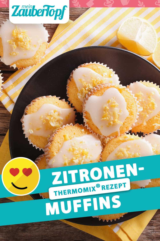 Zitronenmuffins mit dem Thermomix® – Foto: ALLEKO/gettyimages