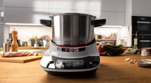 Der Bosch Cookit