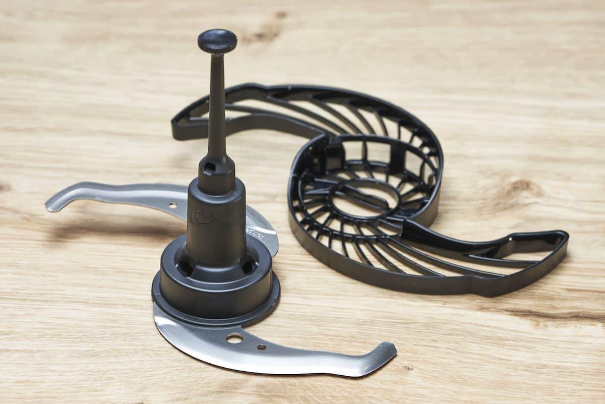 Die Werkzeuge des Cookit: Das Universalmesser mit Schutz