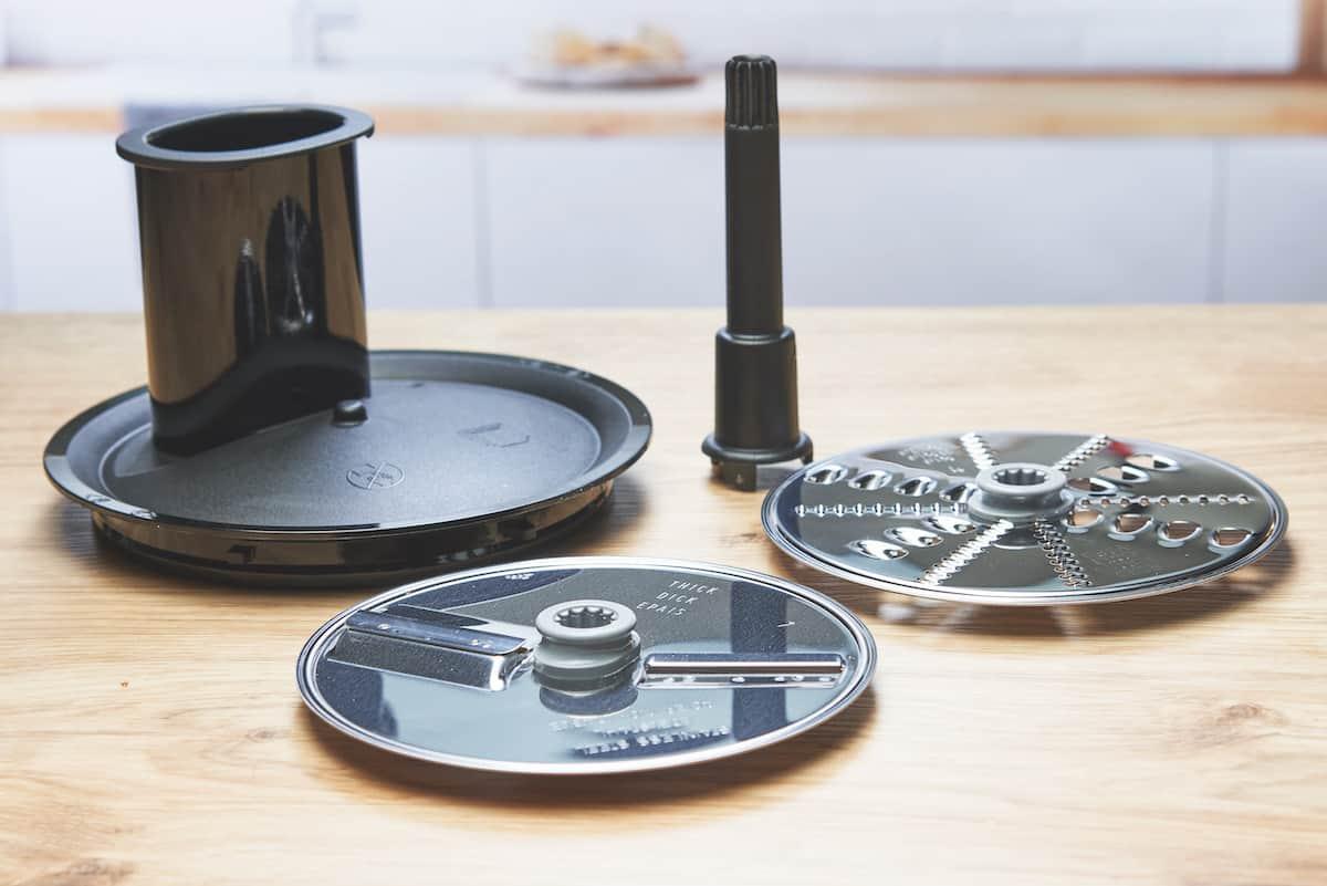 Bosch Cookit Werkzeuge. Der Schneideaufsatz