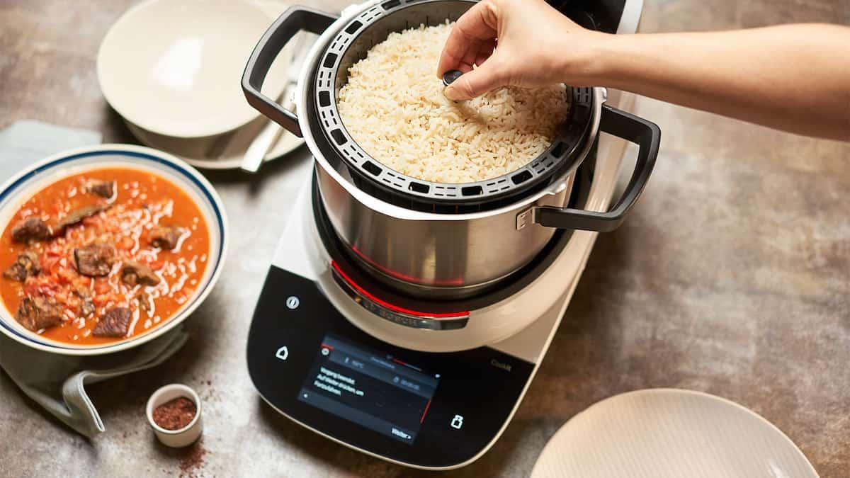 Bosch Cookit Werkzeuge Gareinsatz