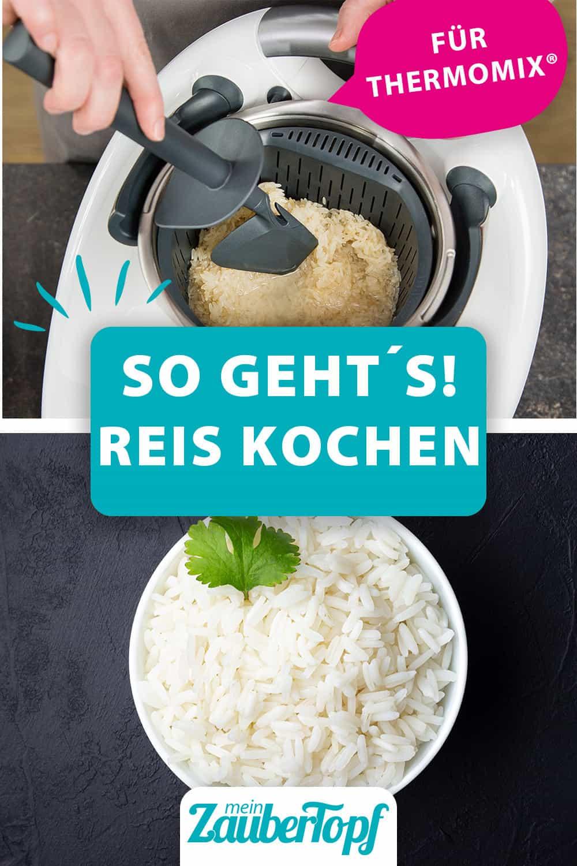 Reis kochen mit dem Thermomix® - Foto: Dmitrii Ivanov/gettyimages.de / Anna Gieseler