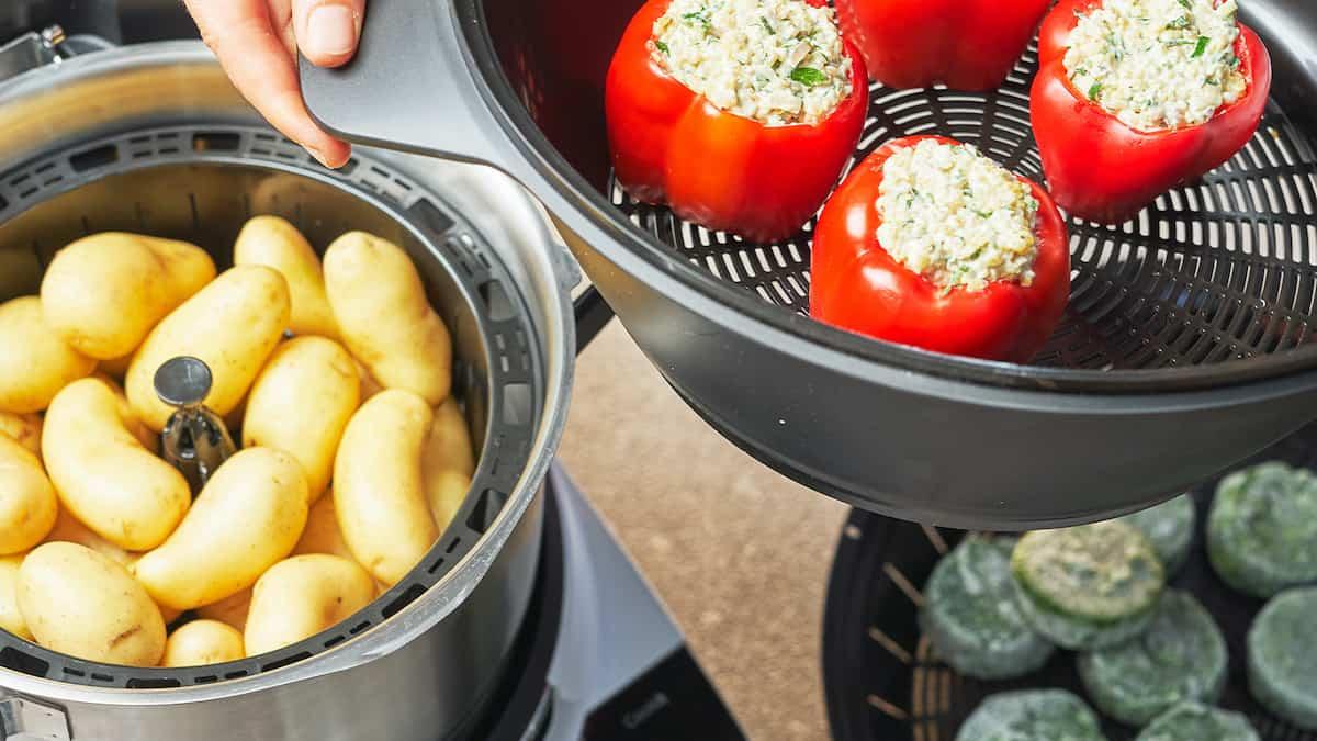 Cookit Werkzeuge, Dampfgaren