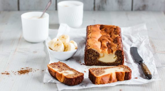 Banana-Cheesecake-Bread mit dem Thermomix® – Foto: Anna Gieseler