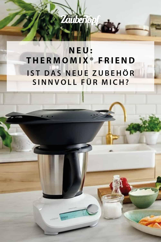 Der Thermomix® Friend und das Hauptgerät im Einsatz – Foto: Vorwerk
