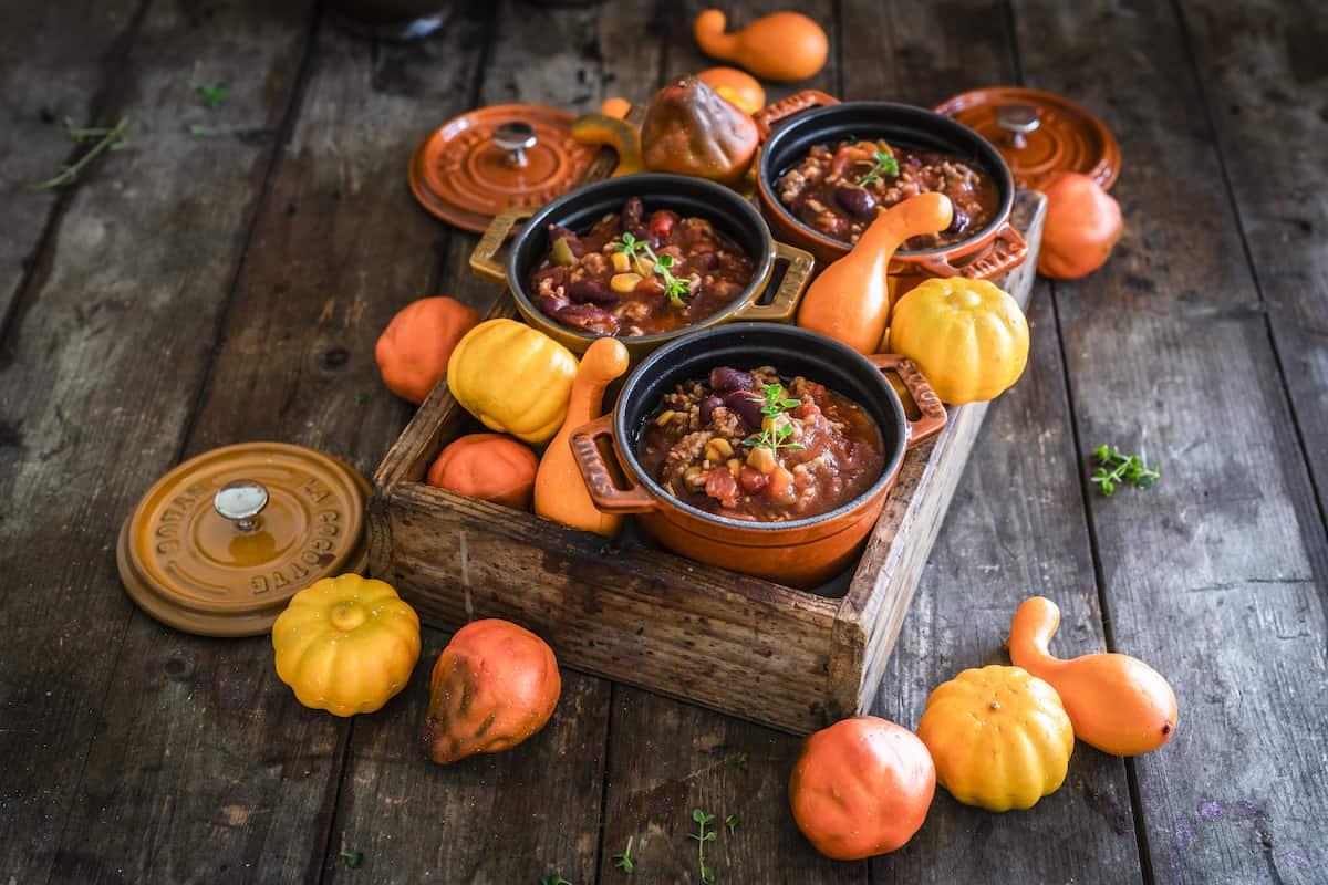 Chili con Carne aus dem mein ZauberTopf-Club – Foto: Tina Bumann