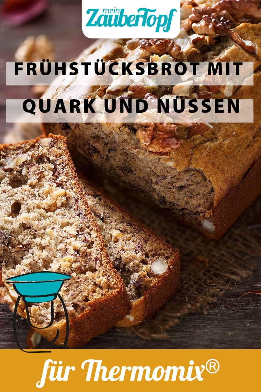 Frühstücksbrot mit Quark und Nüssen mit dem Thermomix® - Foto: Getty Images/iStock/Getty Images Plus/asab974
