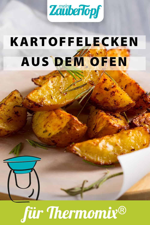 Kartoffelecken vom Grill oder aus dem Ofen mit dem Thermomix® - Foto: gettyimages/strelov