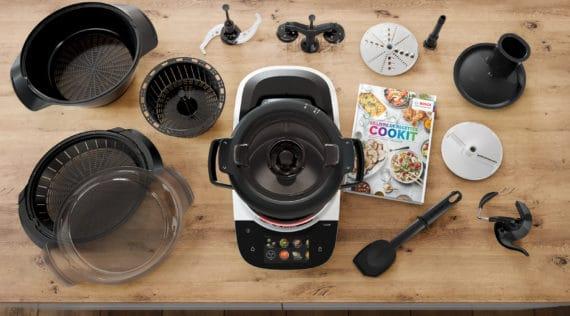Der Bosch Cookit und seine Werkzeuge
