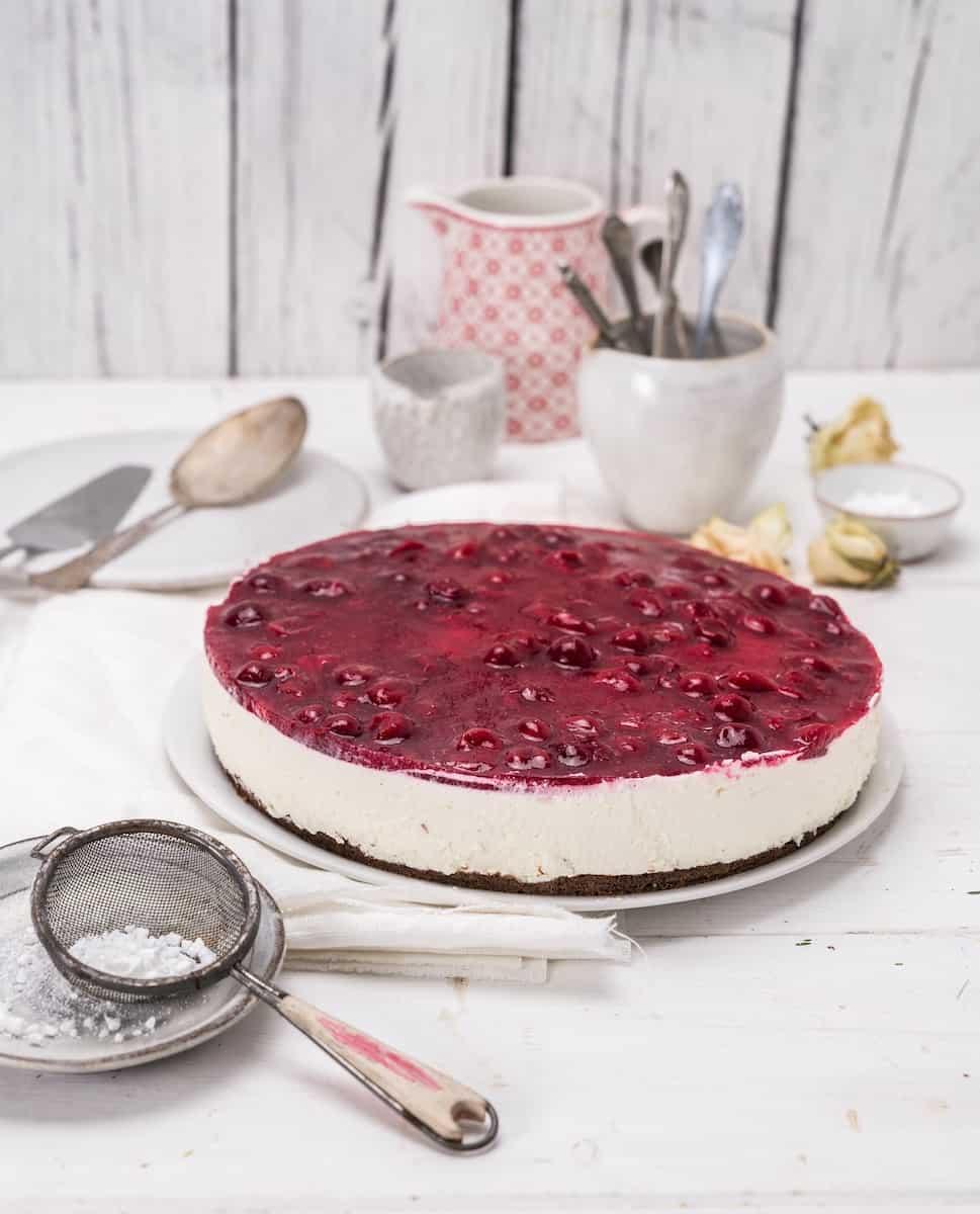 Schneewittchen-Torte mit dem Monsieur Cuisine – Foto: Tina Bumann